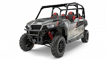 Мотовездеход POLARIS GENERAL 4 1000 EPS Black Pearl