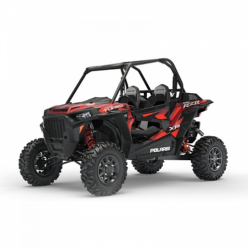 Мотовездеход RZR XP TURBO EPS Fox Edition
