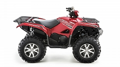 Квадроцикл YAMAHA Grizzly 700 SE RED 2016мг