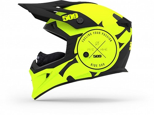 Шлем 509 Tactical Hi-Vis, XS