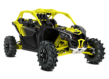 Квадроцикл MAVERICK X3 X MR TURBO R