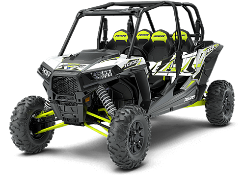 Мотовездеход RZR XP 4 1000 EPS High Lifter