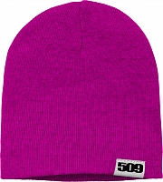 Шапка 509 Pink Knit Beanie